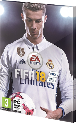 FIFA 18 Origin CD Key EU ORIGIN