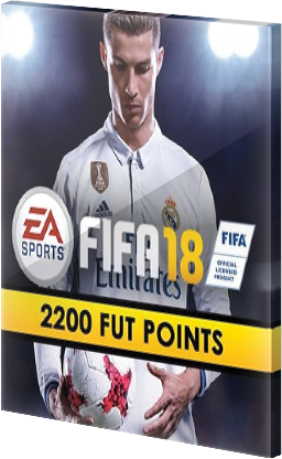 FIFA 18 2200 FUT Points Origin CD Key EU za darmo