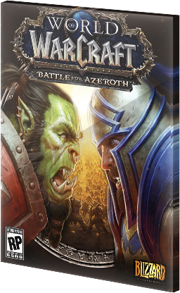World of Warcraft: Battle for Azeroth Battle.net CD Key EU za darmo