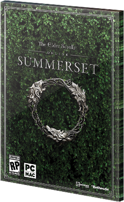 The Elder Scrolls Online Summerset CD Key EU za darmo