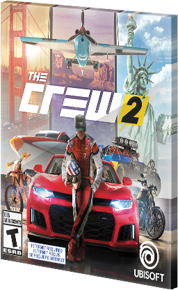 The Crew 2 Uplay CD Key EU za darmo