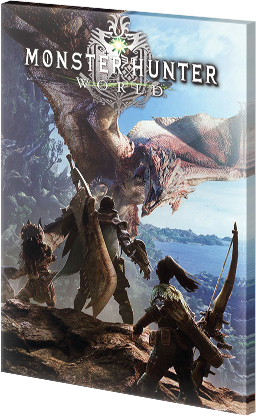 Monster Hunter World Steam CD Key EU