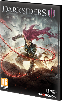 Darksiders 3 Steam CD Key EU za darmo