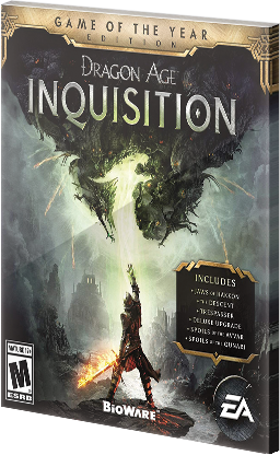 Dragon Age: Inquisition GOTY Origin CD Key EU za darmo