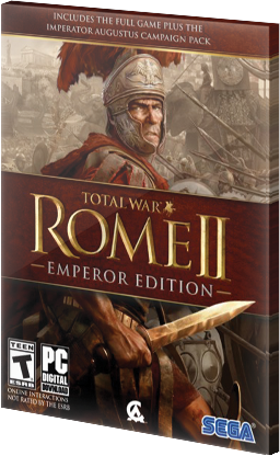 Total War Rome II Emperor Edition Steam CD Key EU za darmo