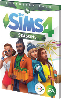 The Sims 4 Four Seasons Origin CD Key EU za darmo
