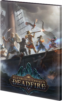 Pillars of Eternity II: Deadfire Steam CD Key EU za darmo