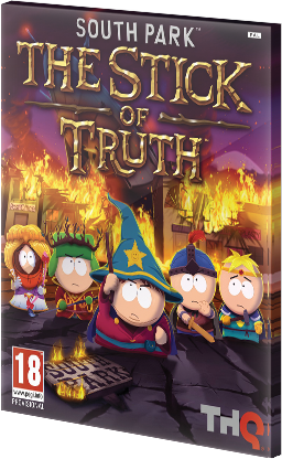 South Park The Stick of Truth Steam CD Key (uncut) EU