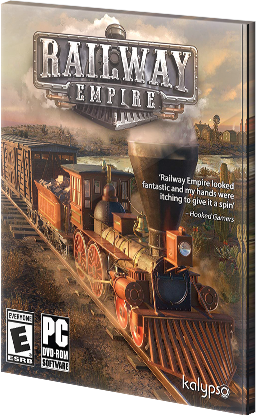 Railway Empire Steam CD Key EU za darmo