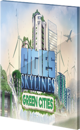 Cities: Skylines Green Cities DLC Steam CD Key EU za darmo