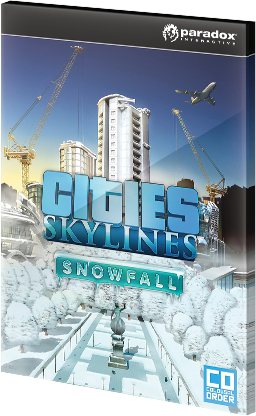 Cities: Skylines Snowfall DLC Steam CD Key EU za darmo